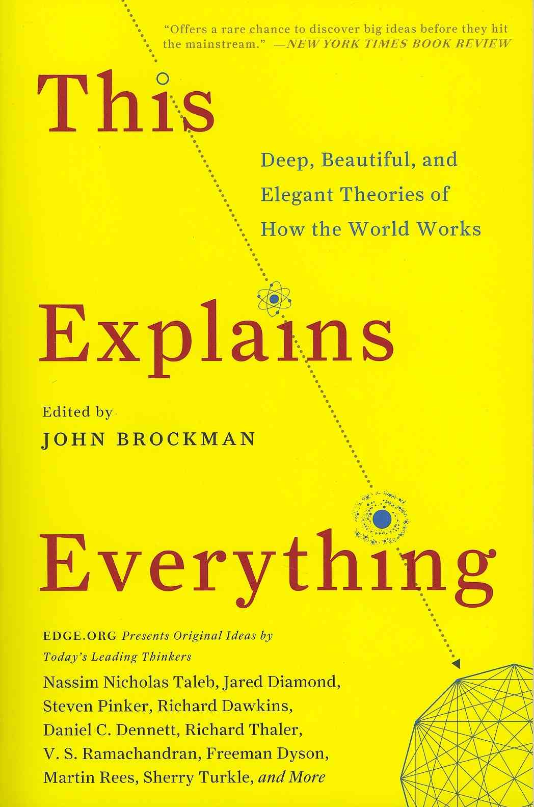 This Explains Everything By Brockman, John